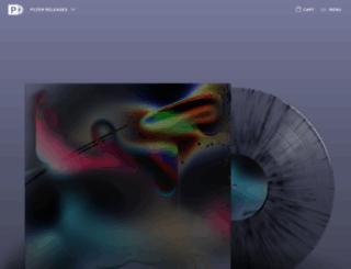 store.carparkrecords.com screenshot