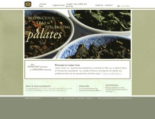 store.ceylonteas.com screenshot
