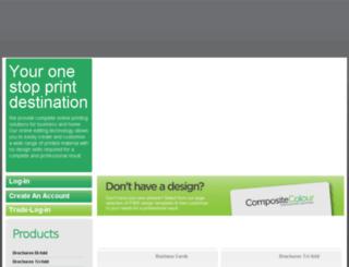 store.compositecolour.com.au screenshot