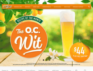 store.coopers.com.au screenshot