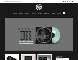 store.doomtree.net screenshot
