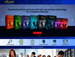 store.escanav.com screenshot