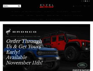 store.excelrc.com screenshot