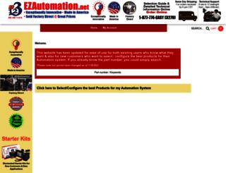 store.ezautomation.net screenshot