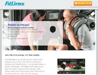 store.fitlinxx.com screenshot