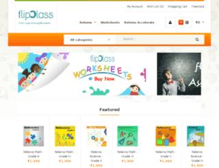 store.flipclass.com screenshot