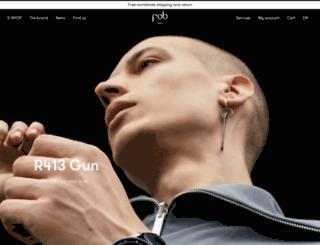 store.fob-paris.com screenshot