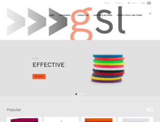 store.gopherstagelighting.com screenshot