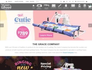 store.graceframe.com screenshot