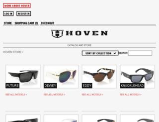 store.hovenvision.com screenshot