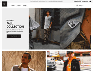 store.hufsf.com screenshot