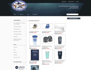 store.igfa.org screenshot