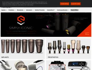 store.implantdirect.com screenshot