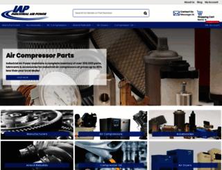 store.industrialairpower.com screenshot
