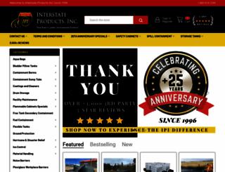store.interstateproducts.com screenshot