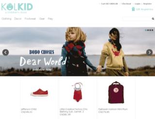 store.kolkid.ca screenshot