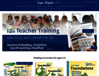 store.logicofenglish.com screenshot