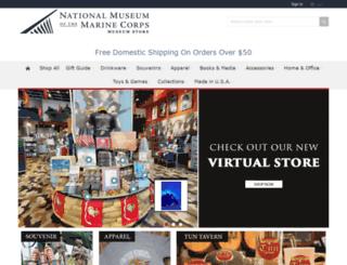 store.marineheritage.org screenshot