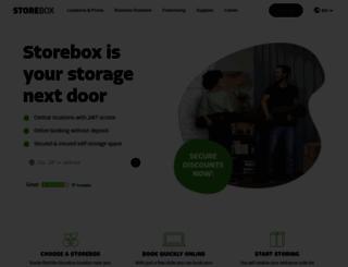 store.me screenshot