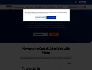 store.mintel.com screenshot