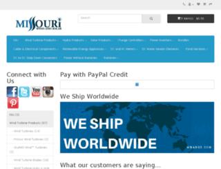 store.mwands.com screenshot