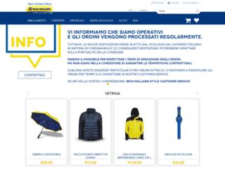store.newholland.com screenshot