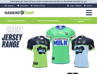 store.nitrocircus.com screenshot