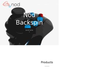 store.nod.com screenshot