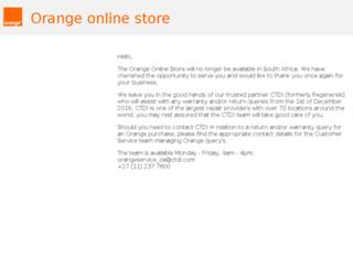 store.orange.com screenshot