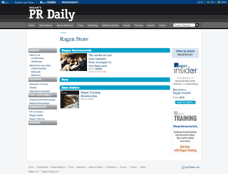 store.prdaily.com screenshot