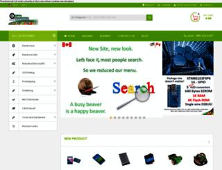 store.qkits.com screenshot