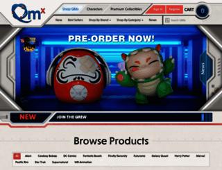 store.qmxonline.com screenshot