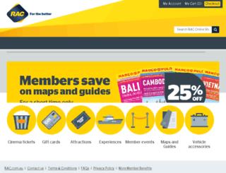 store.rac.com.au screenshot
