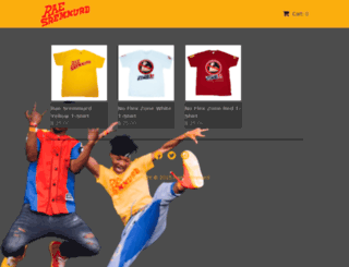 store.raesremmurd.com screenshot