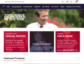store.randpaul.com screenshot