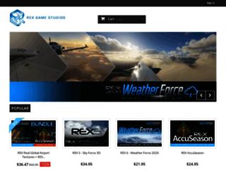 store.rexdownload.com screenshot