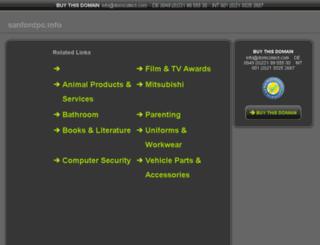 store.sanfordpc.info screenshot