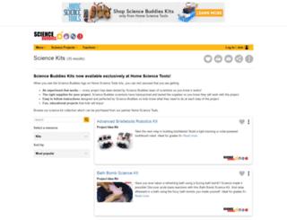 store.sciencebuddies.org screenshot