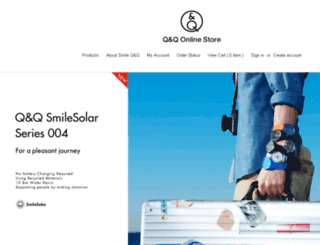 store.smile-qq.com screenshot