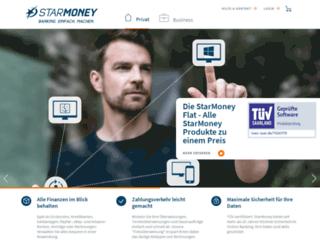 store.starmoney.de screenshot