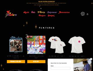 store.thegrowlers.com screenshot