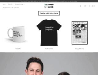 store.theonion.com screenshot