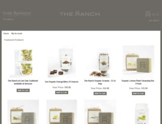 store.theranchmalibu.com screenshot