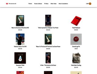 store.thisamericanlife.org screenshot