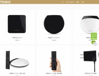 store.togic.com screenshot