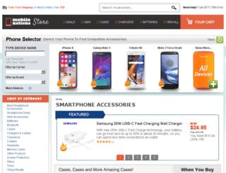 store.treocentral.com screenshot