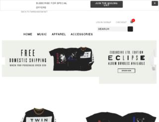 store.twinshadow.net screenshot