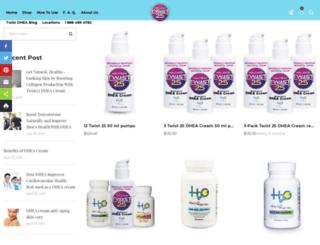 store.twist25.com screenshot