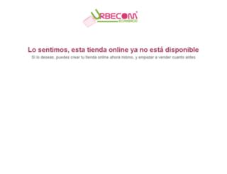 store.urbecom.com screenshot
