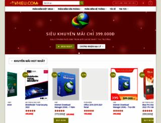 store.vhieu.com screenshot